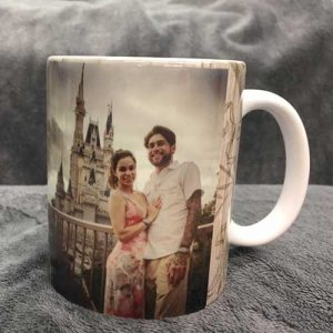 Promotional items - couple in love mug
