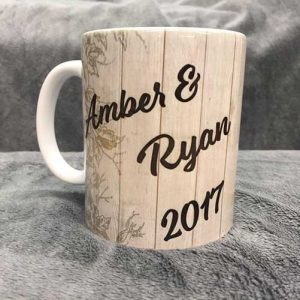 Promotional items - wedding mug