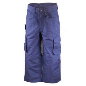 Blue Boy Scouts pants