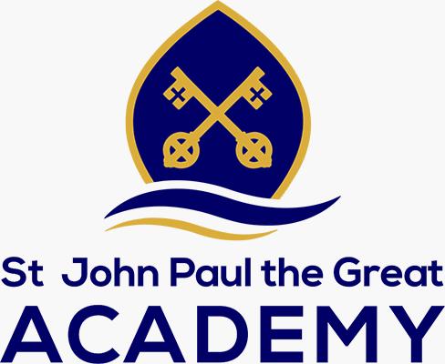 St John Paul the Great Academy logo